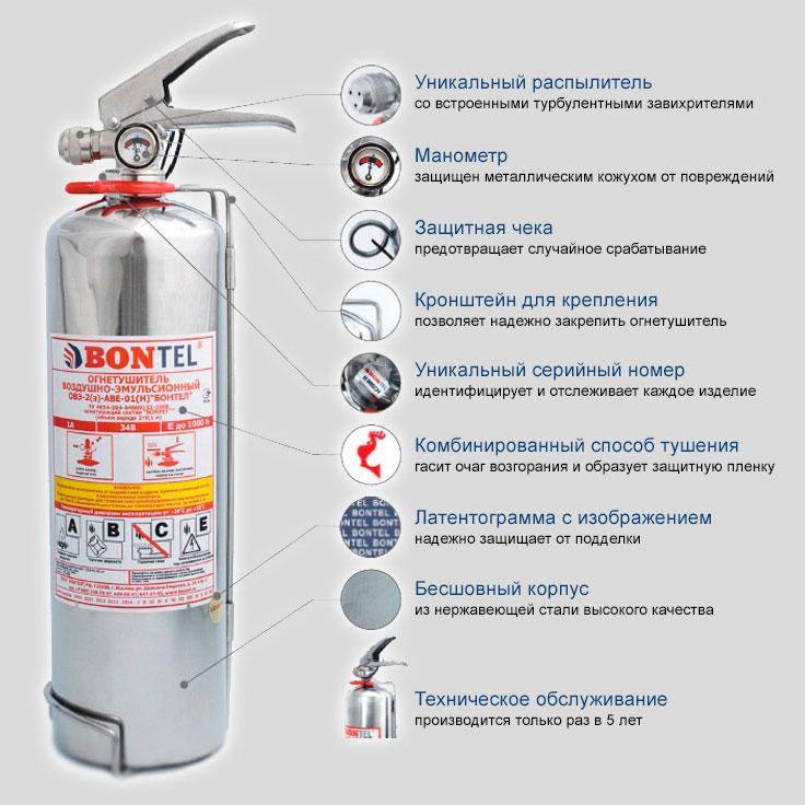 установка автоматического пожаротушения и сигнализации в складских помещениях